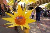 2012 Sunshine Topiary Display