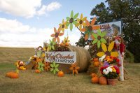2012 SeptOberfest Topiary Display