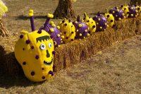 2012 Caterpillar Topiary Display