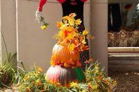 2013 SeptOberfest Pumpkin Display