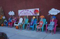2014 Wine Divas Topiary Display
