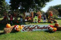 2014 Fit City Topiary Display