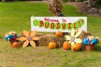 2016 Wabasha Bugsville Topiary Display