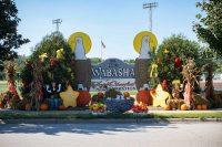 2018 Wabasha Topiary Display