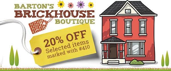 Barton's Brickhouse Boutique