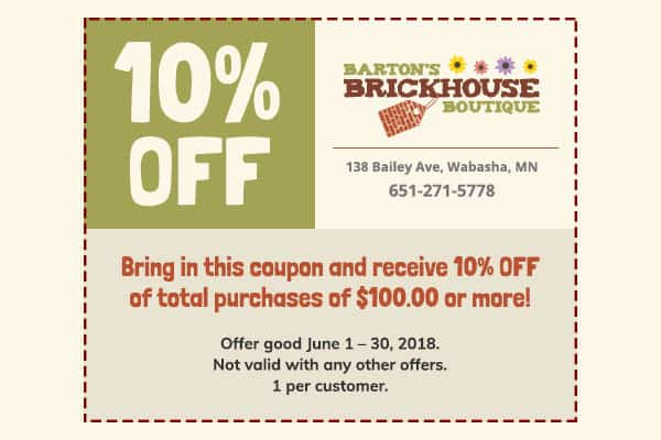 Barton's Brickhouse Boutique