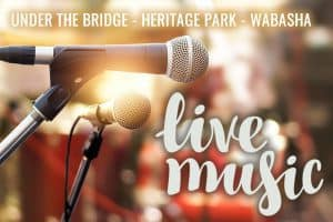 """Next2Nothing"" - Music Under The Bridge @ Heritage Park 