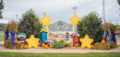 Wabasha MN fall festival