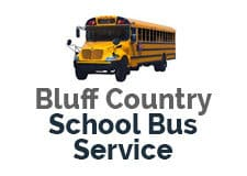Bluff Country School Bus Service