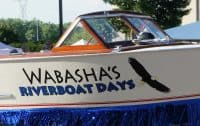 Wabasha Riverboat Days