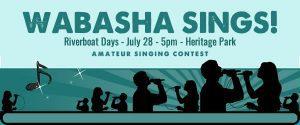 Wabasha Sings! @ Heritage Park | Wabasha | Minnesota | United States